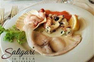 Menu Lipari e specialità a base di pesce