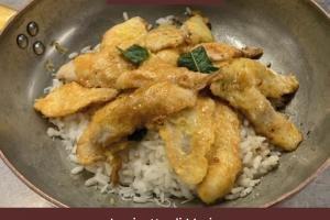 Il Lago di Como e la sua specialità: il riso al pesce persico