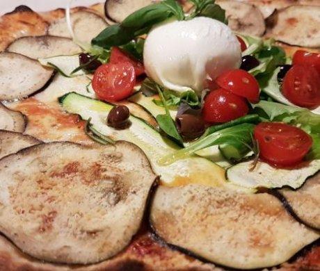 Le pizze de La Trela